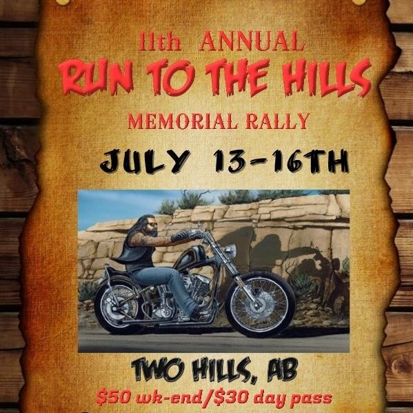 Run to the Hills Memorial Rally