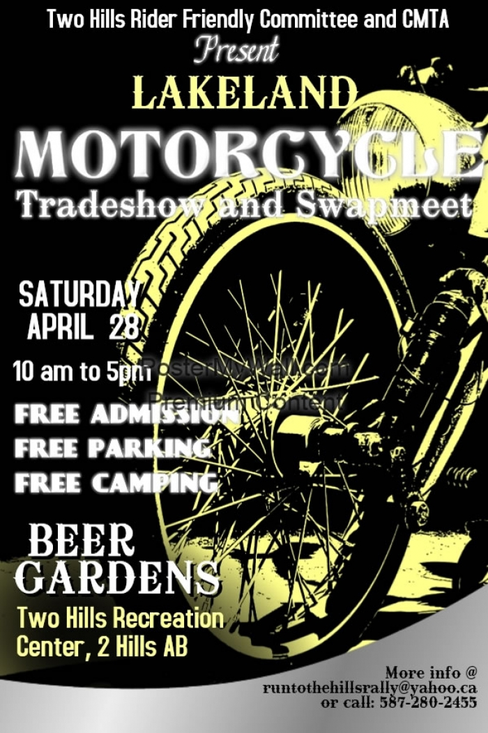 Lakeland Motorcycle Tradeshow and Swapmeet